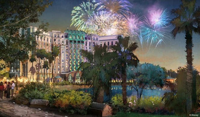 New Guest Experiences Coming to Disney's Coronado Springs Resort at Walt Disney World Resort