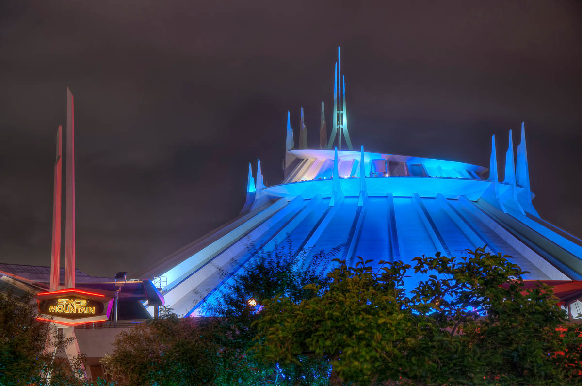 space mountain magic kingdom - HD 1200×796