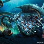 Virtual Reality Unleashes For Kraken At SeaWorld Orlando