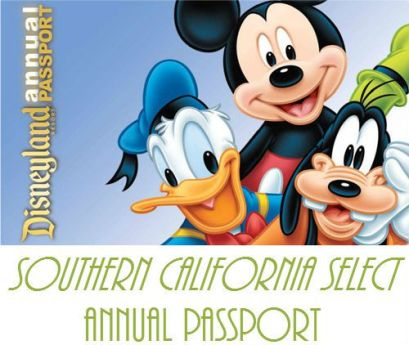 Disneyland-Southern-California-Select-Annual-Passport
