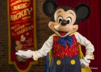 Mickey Mouse Meet And Greet At The Town Square Theater Is Now Officially Silent