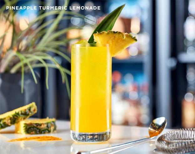 Pineapple-Tumeric-Lemonade