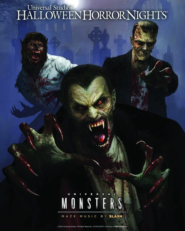 Universal-Monsters-maze-at-USH-HHN-2018