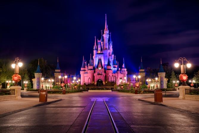Cinderella-Castle-under-the-Purple-Sky
