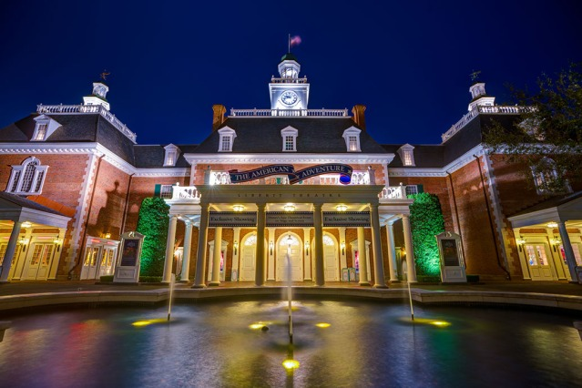 Epcot: The American Adventure
