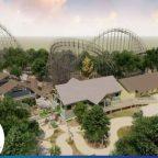 SeaWorld San Antonio Announces Texas Stingray A Wooden Roller Coaster Coming In 2020