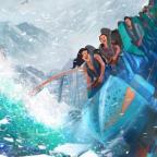 SeaWorld Announces Ice Breaker As The Next Roller Coaster Coming to SeaWorld Orlando