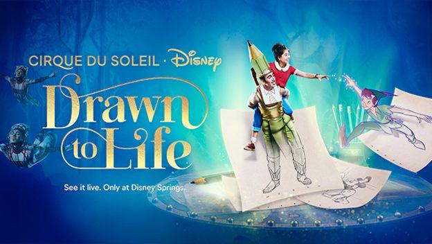 Cirque Disney