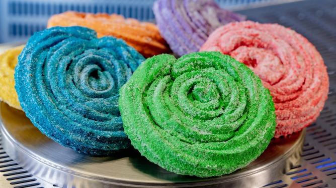 Avengers Campus Food & Beverage – Sweet Spiral Ration