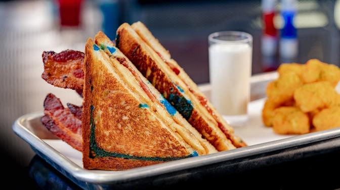 Avengers Campus Food & Beverage – Experiment No. EE746: PB³ Superb Sandwich
