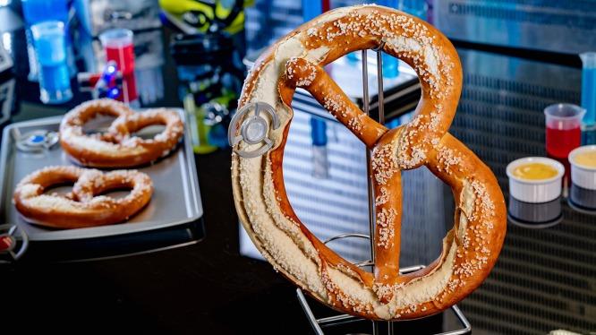 Avengers Campus Food & Beverage – Experiment No. IP42: Quantum Pretzel