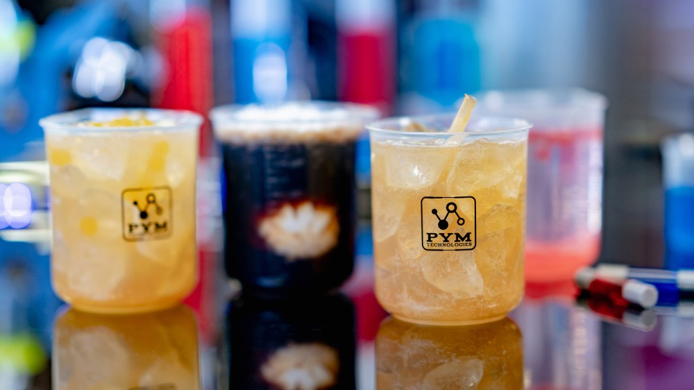Avengers Campus Food & Beverage – Pym Tasting Lab Beverages