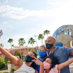 Universal Parks & Resorts Are Skyrocketing For Orlando's Spring Break Season And The VelociCoaster Opening Up