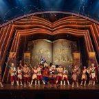 Shanghai Disney Resort To Debut Mickey's Storybook Adventure On June 16th