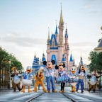 Walt Disney World Gets More New Details For The 50th Anniversary
