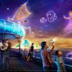 'Disney Uncharted Adventure' Announced For An Interactive Experience Coming To The Disney Wish