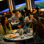 Space 220 Resturant Officially Launches At EPCOT