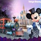 Tokyo Disneyland Announces 'Morning Halloween Passport' For The Resort